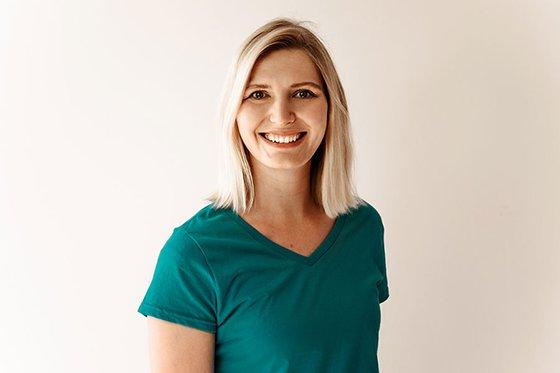 Pädagogin Sarah Franz
