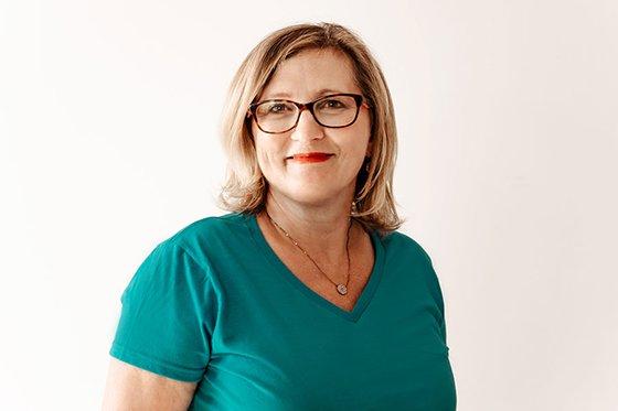 Ergotherapeutin Anita Weidinger