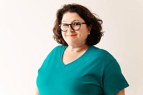 Logopädin Barbara Skowronek
