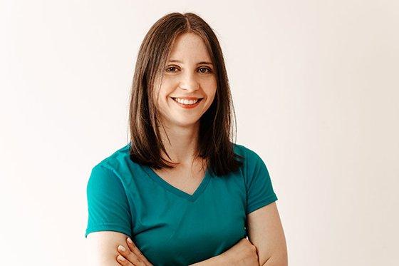 Logopädin Iris Schuberth